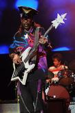 Bootsy Collins Performs