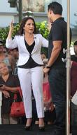 Gloria Estefan, The Grove and Extra
