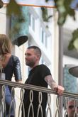 Adam Levine at The Grove to appear on...