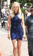 Malin Akerman Celebrities at The Grove to appear...