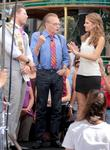 The Miz, Mike Mizanin, Larry King, Maria Menounos