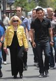 Joan Rivers and Mario Lopez