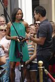 Allyson Felix at The Grove to appear on...