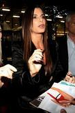 Sandra Bullock and Ziegfeld Theatre