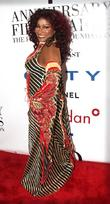 Chaka Khan 40th Annual Fifi Awards held at...