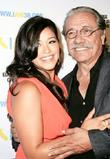 Gina Rodriguez and Edward James Olmos