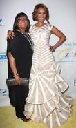 Carolyn Banks and Tyra Banks