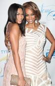 Chanel Iman and Tyra Banks