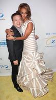 Ken Mok and Tyra Banks