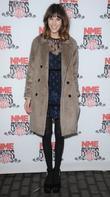 Alexa Chung, Nme and Brixton Academy