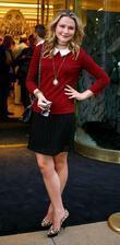 Amber Atherton,  Fashion's Night Out 2012 -...