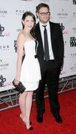 Lauren Miller and Seth Rogen For A Good...