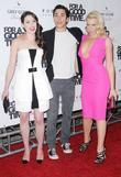 Lauren Miller, Ari Graynor and Justin Long