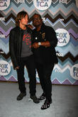 Keith Urban and Randy Jackson