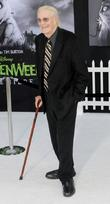 Martin Landau Disney's 'Frankenweenie' premiere at the El...