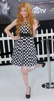 Katherine McNamara Disney's 'Frankenweenie' premiere at the El...