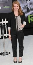Kerris Dorsey Disney's 'Frankenweenie' premiere at the El...
