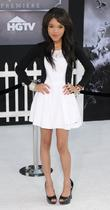Teala Dunn Disney's 'Frankenweenie' premiere at the El...