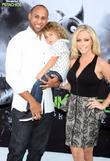 Hank Baskett, Hank Baskett Jr and Kendra Wilkinson