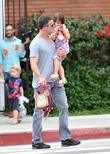 freddie prinze jr walking his daughter charlotte gr