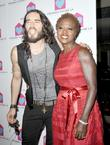 Russell Brand and Viola Davis
