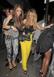 Chloe Sims, Lauren Pope and Funky Buddha