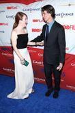 Julianne Moore, Jay Roach and Ziegfeld Theatre