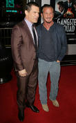 Josh Brolin, Sean Penn and Grauman's Chinese Theater
