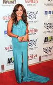 Carrie Ann Inaba and Beverly Hilton Hotel