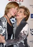 Cloris Leachman and Beverly Hilton Hotel