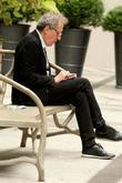 Geoffrey Rush and Manhattan Hotel
