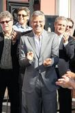 George Clooney and Walk Of Fame