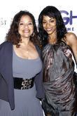 Debbie Allen and Vivian Nixon Broadway opening night...