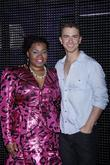 Da'Vine Joy Randolph and Richard Fleeshman  Photo...