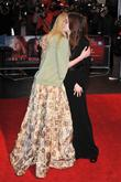 Elle Fanning, Alice Englert 56th BFI London Film...