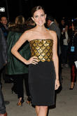 Allison Williams HBO Hosts The Premiere Of 'Girls'...