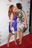Sonja Morgan and Countess Luann de Lesseps