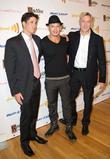 Herndon Graddick, Rubem Robierb and Sam Champion