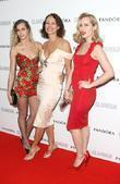 Alice Dellal, Andrea Dellal and Charlotte Dellal The...