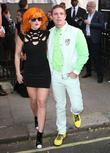 Jake Shears, Scissor Sisters, Glamour Women Of The Year Awards