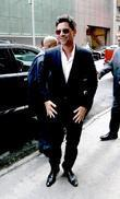 Actor John Stamos  Celebrities outside ABC studios...