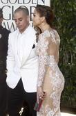 Casper Smart, Jennifer Lopez and Beverly Hilton Hotel