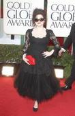 Helena Bonham and Beverly Hilton Hotel