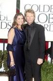 Jon Bon Jovi, Dorothea Hurley and Beverly Hilton Hotel
