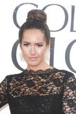 Louise Roe and Beverly Hilton Hotel