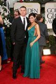 Channing Tatum, Jenna Dewan, Golden Globe Awards and Beverly Hilton Hotel