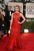Dianna Agron, Golden Globe Awards and Beverly Hilton Hotel