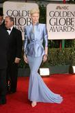 Tilda Swinton, Golden Globe Awards and Beverly Hilton Hotel
