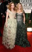 Andrea Riseborough, Madonna, Golden Globe Awards and Beverly Hilton Hotel