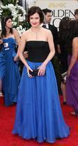 Elizabeth McGovern, Golden Globe Awards and Beverly Hilton Hotel